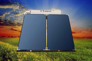Energía solar térmica - Equipos termosifónicos Tusol - Dos Hermanas - Sevilla